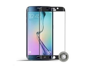 ScreenShield Tempered Glass na displej pro Samsung Galaxy S6 edge (SM-G925F), černá (displej)