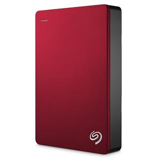 Seagate Backup Plus Portable 4TB červený