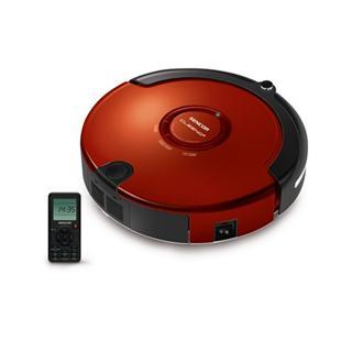 Sencor SVC 9031RD robotický vysavač, červený, UV lampa, úklid plovoucích podlah, parket, linolea, dlažby, DO,
