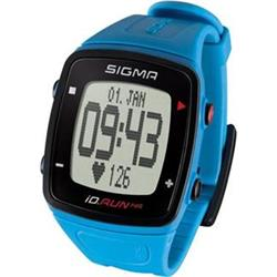 SIGMA sporttester iD.RUN HR  pacific blue