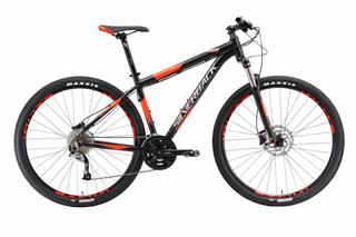 "SILVERBACK 2018 Spectra Comp ECO - 20"" - Aston Black/ Orange"