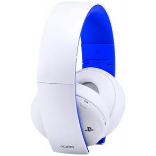 Sony PlayStation Wireless Stereo Headset 2.0 Boxed, bílý