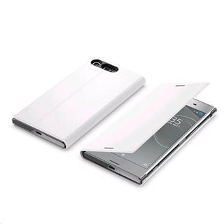 Sony SCSG10 Style Cover Flip pro Xperia XZ Premium White