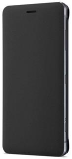 SONY SCSH50 Style Cover Stand pro Xperia XZ2 Compact Black