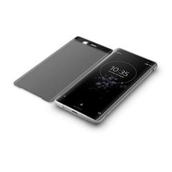 SONY SCTH70 Style Cover Touch pro Xperia XZ3 Grey