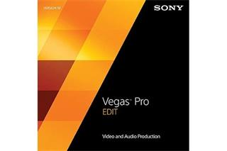 Sony VEGAS Pro 13 EDIT VP13Edit-BOX