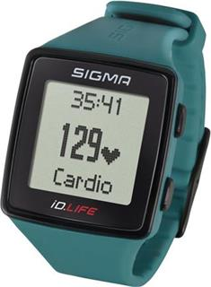 sporttester Sigma iD.LIFE pine green
