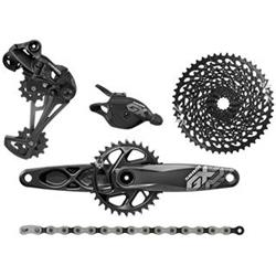 SRAM GX Eagle DUB (Boost 175mm kliky - 32z) Sada