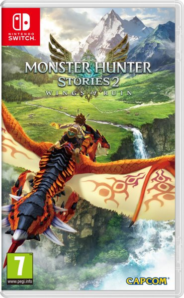 Switch - Monster Hunter Stories 2: Wings of Ruin