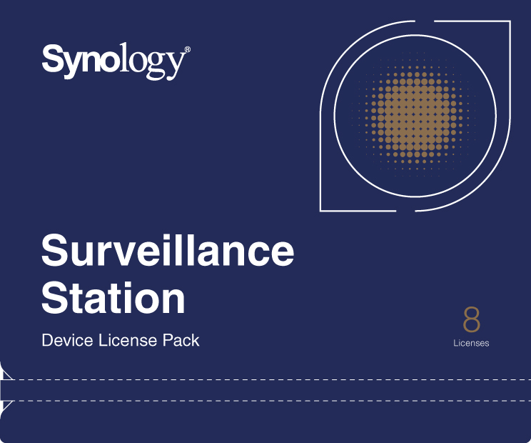Synology DEVICE LICENSE (X 8)