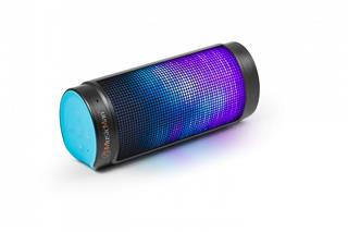 Technaxx MusicMan Bluetooth LED Soundstation BT-X26, modro-černý