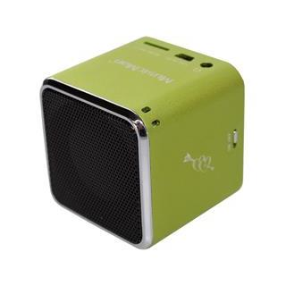TECHNAXX MusicMan Mini Soundstation zelený