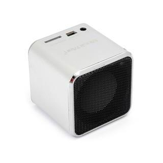 TECHNAXX MusicMan Mini Wireless Soundstation BT-X2 stříbrný