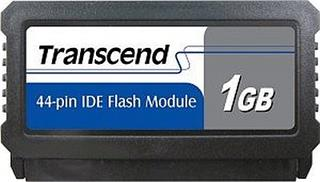 Transcend 1GB IDE Flash Module (44PIN) SMI Vertical
