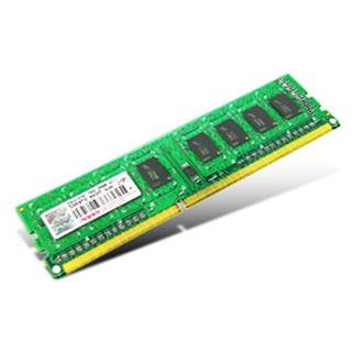 Transcend 2GB DDR3 1333MHz CL9 Standard (128Mx8)