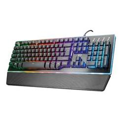 Trust GXT 860 Thura Semi-mechanical Gaming Keyboard CZ/SK