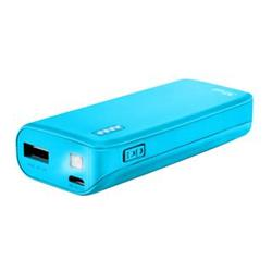 Trust Primo PowerBank 4400 neon blue