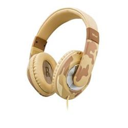 Trust Sonin Kids Headphone, desert camo