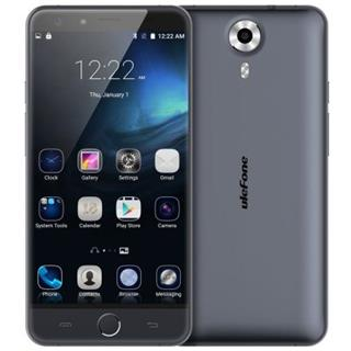 "UleFone smartphone Be Touch 3 5,5"" 4G LTE Metal Grey"
