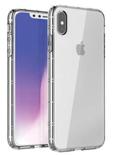 Uniq Hybrid iPhone XS/X Air Fender - Nude