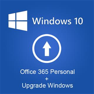 Upgrade na Windows 10 zdarma + OFFICE 365 Personal