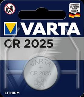VARTA CR2025 1ks