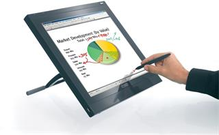 Wacom PL-720 Office LCD tablet