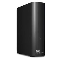 "WD Elements Desktop 5TB externí disk 3,5"" USB3.0, Black"
