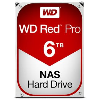 WD Red Pro 6TB WD6002FFWX