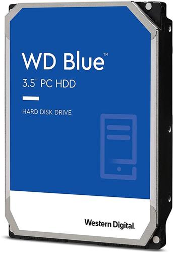 "Western Digital 500GB, 3,5"", 7200rpm, SATAIII, WD5000AZRZ"