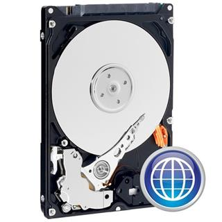 "Western Digital 750GB, 2,5"", WD7500LPCX"