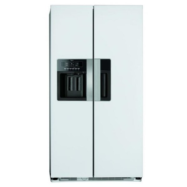 Whirlpool wsg 5588 aw tsbohemia for Side by side einbauger t