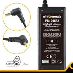 Whitenergy zdroj 19V 3.42A 65W, konektor 5.5x1.7mm