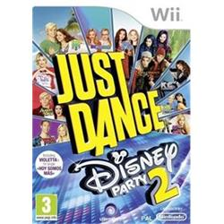 Wii Just Dance Disney Party 2 NIWS35127