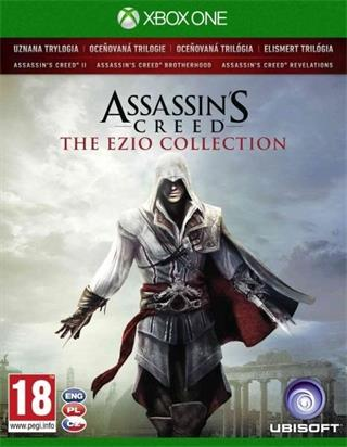 XBOX ONE - Assassin's Creed The Ezio Collection
