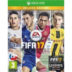 Xbox One - FIFA 17 (Deluxe edition)