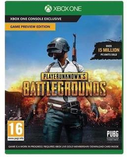 Xbox One - PlayerUnknown's Battlegrounds
