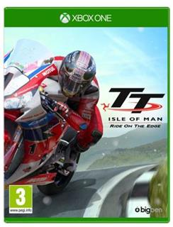 Xbox One TT: Isle of Man