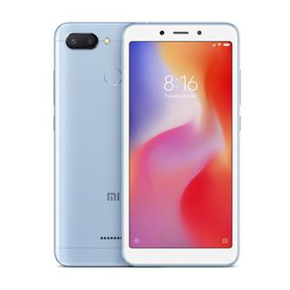 Xiaomi Redmi 6, 3GB/32GB, Global, Blue