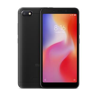 Xiaomi Redmi 6A, 2GB/16GB, Global, Black