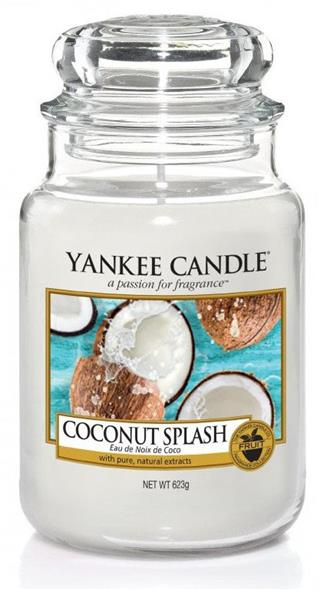 Yankee Candle 623g Coconut Splash