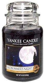 Yankee Candle 623g Midsummer's Night