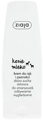 Ziaja Goat's Milk Hand & Nail Cream 80ml